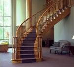Cầu thang gỗ lượng