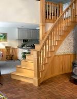 Sửa chữa cầu thang gỗ