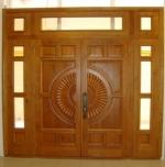 Báo giá cửa gỗ tự nhiên