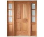 Báo giá cửa gỗ sồi