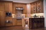 Báo giá kệ bếp gỗ xoan đào