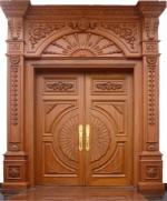 Giá cửa gỗ gõ Đỏ