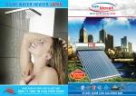 Máy nước nóng super Maxell  Solar